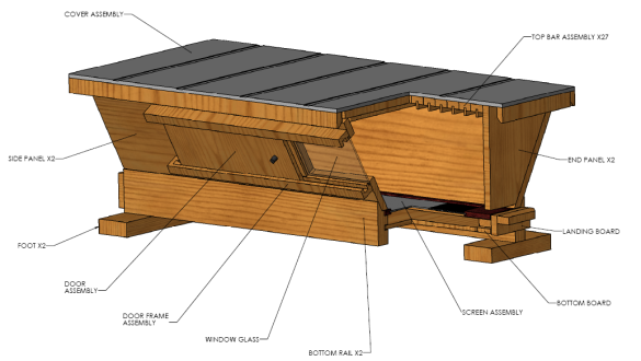 Pdf Beehive Plans Free Plans Diy Free Wood Wagon Designs