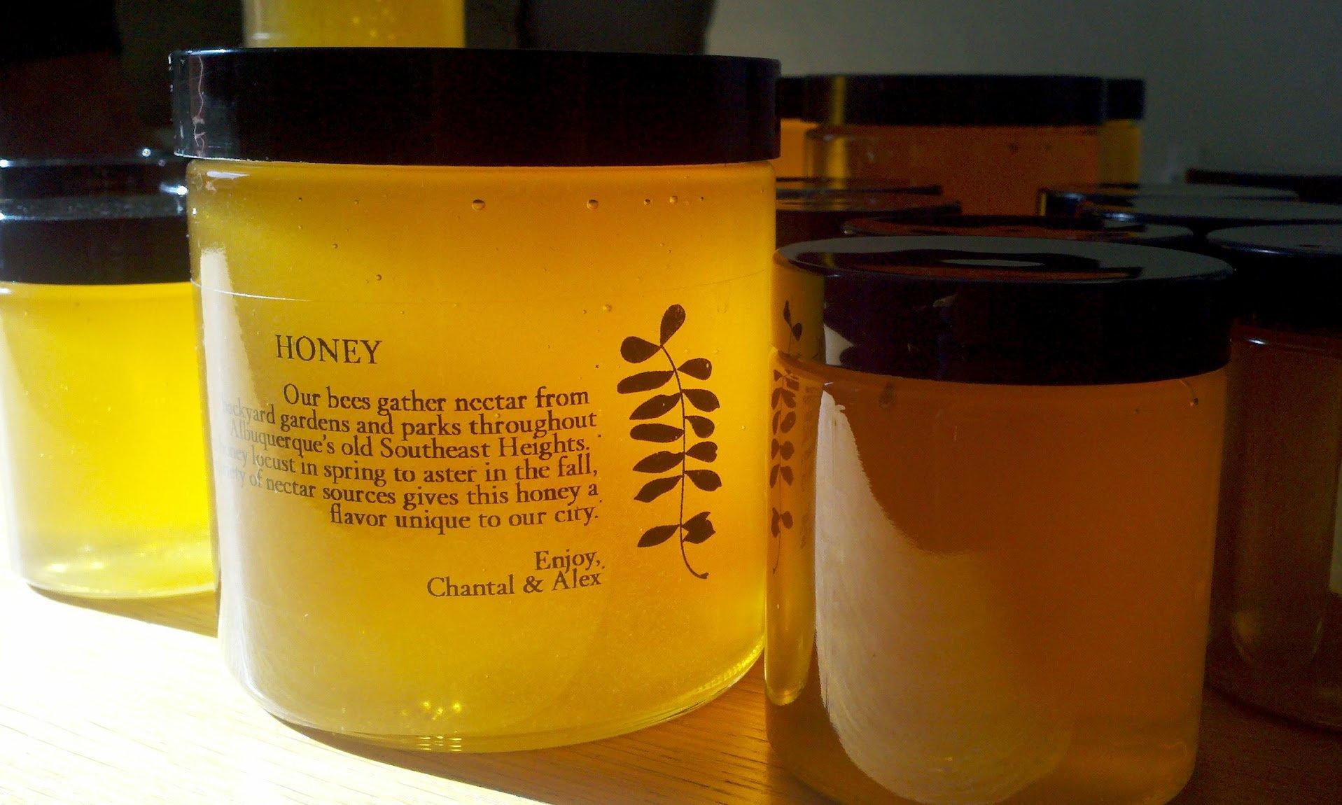 Ideas for Beautiful Honey Packaging | mistress beek